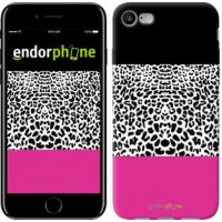 Чехол для iPhone 7 Шкура леопарда v3 2723c-336