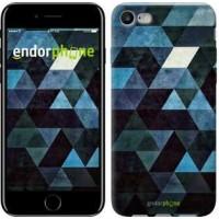Чехол для iPhone 7 Треугольники 2859c-336