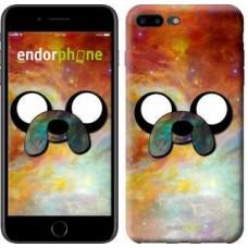 Чехол для iPhone 7 Plus Adventure Time. Jake v2 1204c-337