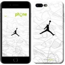 Чехол для iPhone 7 Plus Air Jordan 3688c-337