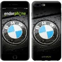 Чехол для iPhone 7 Plus BMW 845c-337