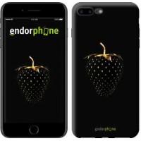 Чехол для iPhone 7 Plus Черная клубника 3585c-337