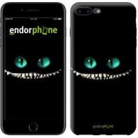 Чехол для iPhone 7 Plus Чеширский кот 689c-337