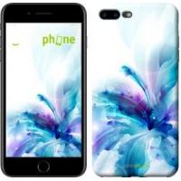 Чехол для iPhone 7 Plus цветок 2265c-337