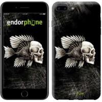 Чехол для iPhone 7 Plus Рыбо-человек 683c-337