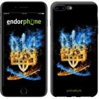 Чехол для iPhone 7 Plus Герб 1635c-337