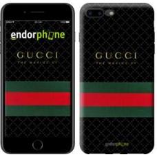 Чехол для iPhone 7 Plus Gucci 1 451c-337