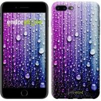 Чехол для iPhone 7 Plus Капли воды 3351c-337