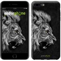 Чехол для iPhone 7 Plus Лев 1080c-337