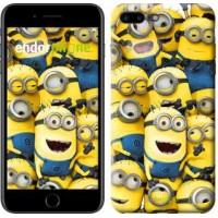 Чехол для iPhone 7 Plus Миньоны 8 860c-337