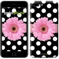 Чехол для iPhone 7 Plus Горошек 2 2147c-337