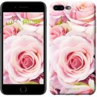 Чехол для iPhone 7 Plus Розы 525c-337
