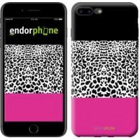 Чехол для iPhone 7 Plus Шкура леопарда v3 2723c-337
