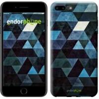 Чехол для iPhone 7 Plus Треугольники 2859c-337