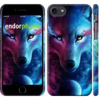 Чехол для iPhone 8 Арт-волк 3999m-1031
