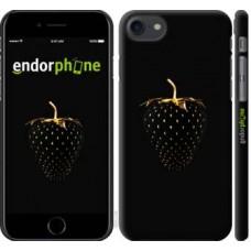 Чехол для iPhone 8 Черная клубника 3585m-1031