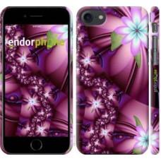 Чехол для iPhone 8 Цветочная мозаика 1961m-1031