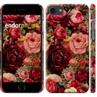 Чехол для iPhone 8 Цветущие розы 2701m-1031
