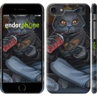Чехол для iPhone 8 gamer cat 4140m-1031