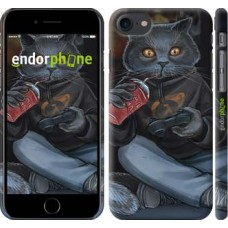 Чехол для iPhone 8 gamer cat 4140m-1031