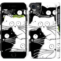 Чехол для iPhone 8 Коты v2 3565m-1031