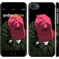 Чехол для iPhone 8 logo de yeezy 3995m-1031