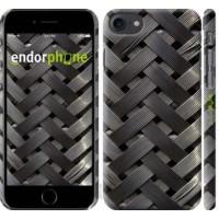 Чехол для iPhone 8 Металлические фоны 2927m-1031
