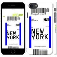 Чехол для iPhone 8 New York 4861m-1031