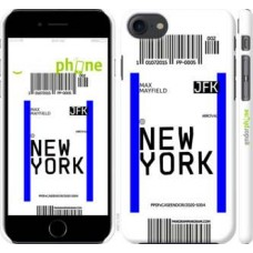 Чехол для iPhone 8 New York 4861m-1031