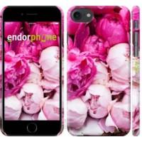 Чехол для iPhone 8 Розовые пионы 2747m-1031