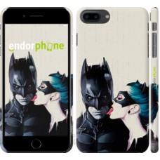 Чехол для iPhone 8 Plus Бэтмен 4678m-1032