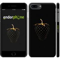 Чехол для iPhone 8 Plus Черная клубника 3585m-1032