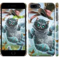 Чехол для iPhone 8 Plus Чеширский кот 2 3993m-1032