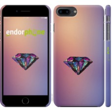 Чехол для iPhone 8 Plus Диамант 4352m-1032