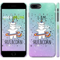 Чехол для iPhone 8 Plus Im hulacorn 3976m-1032
