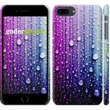 Чехол для iPhone 8 Plus Капли воды 3351m-1032