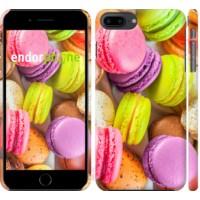 Чехол для iPhone 8 Plus Макаруны 2995m-1032