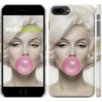 Чехол для iPhone 8 Plus Мэрлин Монро 1833m-1032