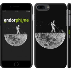 Чехол для iPhone 8 Plus Moon in dark 4176m-1032