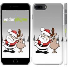 Чехол для iPhone 8 Plus Новогодний 10 4623m-1032
