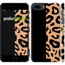 Чехол для iPhone 8 Plus Пятна леопарда 4269m-1032