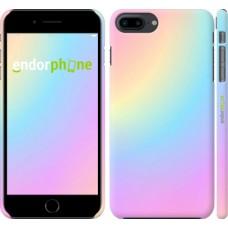 Чехол для iPhone 8 Plus Радуга 2 2920m-1032