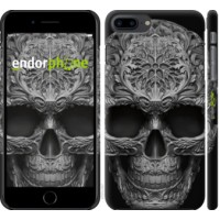 Чехол для iPhone 8 Plus skull-ornament 4101m-1032