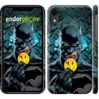 Чехол для iPhone XR Бэтмен 2 4679c-1560