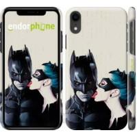 Чехол для iPhone XR Бэтмен 4678c-1560