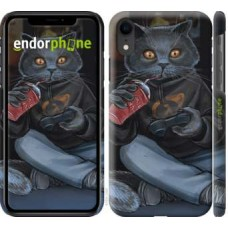 Чехол для iPhone XR gamer cat 4140c-1560