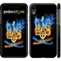 Чехол для iPhone XR Герб 1635c-1560