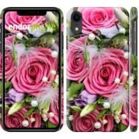 Чехол для iPhone XR Нежность 2916c-1560