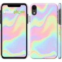 Чехол для iPhone XR пастель 3855c-1560