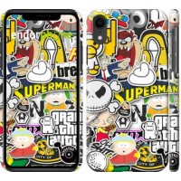 Чехол для iPhone XR Popular logos 4023c-1560